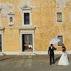 Nuntă în cer...