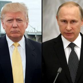 Putin şi Trump